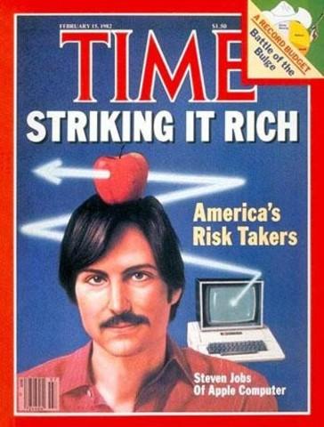 Steve: portada de Time