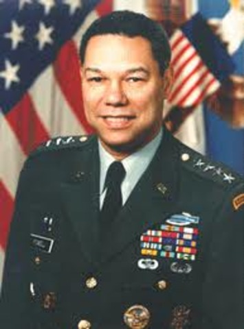 Army General Colin Powell
