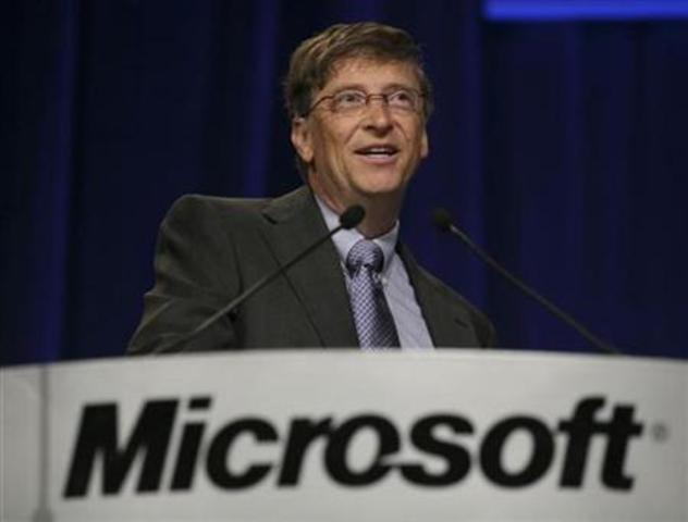 Bill CEO de Microsoft