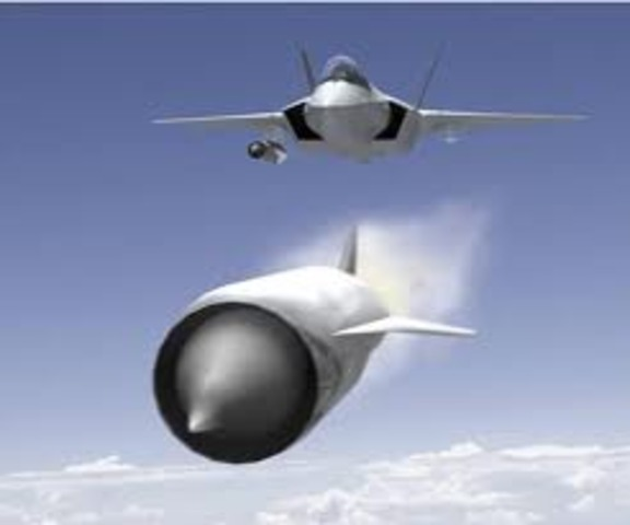 Cruise Missile Attack