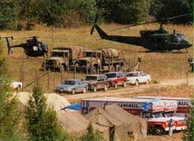 The Siege of Ruby Ridge