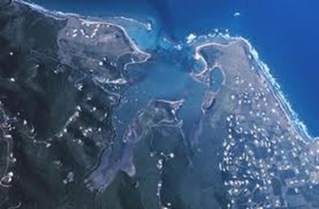 The Salt River Bay National Historical Park