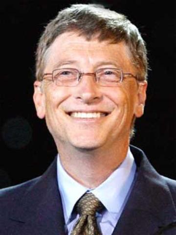 Bill Gates hombre mas rico del mundo