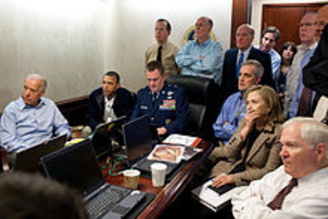 Capture and Killing of Osama bin Laden