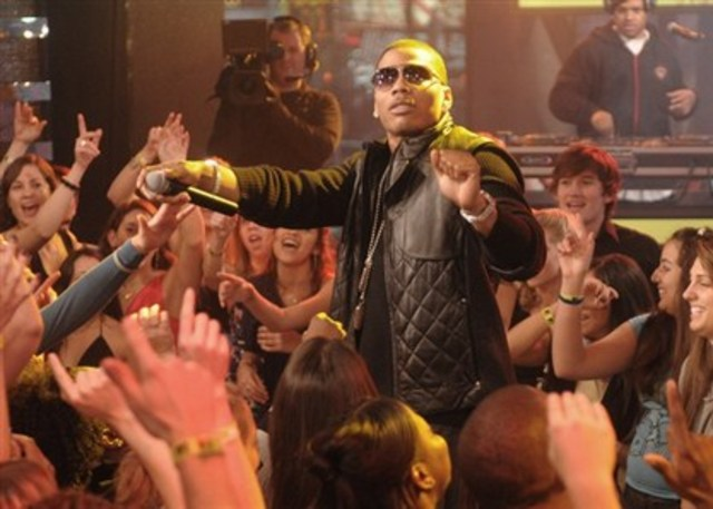 went to concert of nelly.