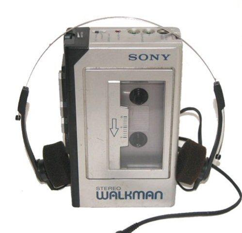 Sony makes the Walkman