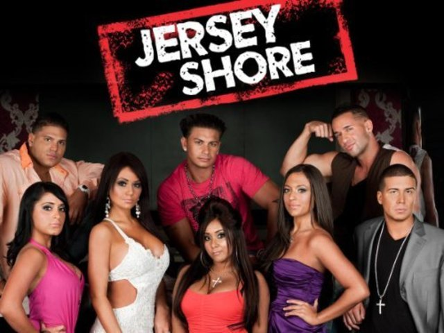 Jersey Shore airs!