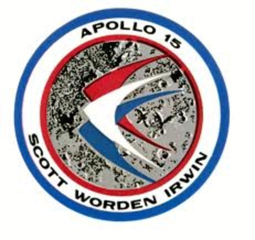 Apollo  15 阿波羅十五號