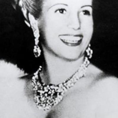 Eva Perón- 1930s-1950s timeline
