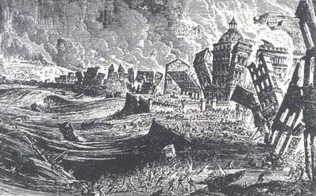Great Lisbon Earthquake