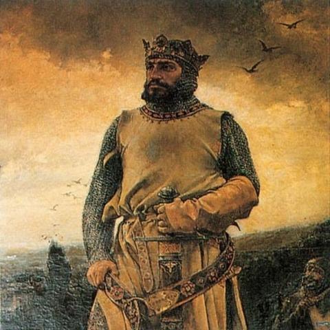 -Alfonso I el batallador.(1104-1134) Dinastia Jimena