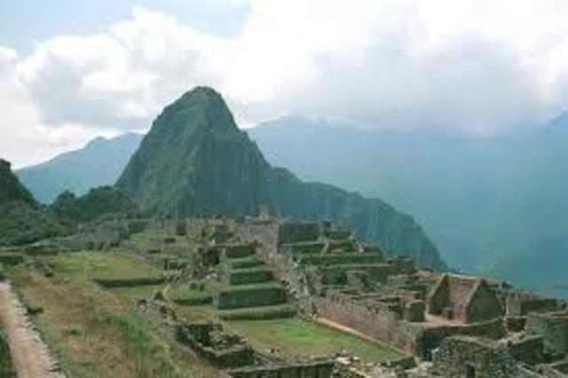 Incan empire