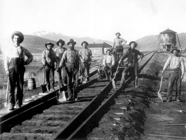 Adamson Railway Labor Act