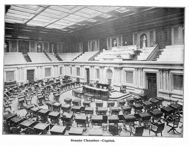 Passing of the Seventeenth Amendment