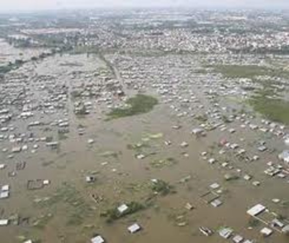 Natural disaster striked 80%