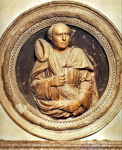 Fillipo Brunelleschi - Invention de la perspective conique