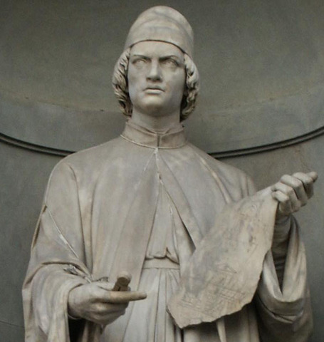 """Leon Battista Alberti - Publication de """"De pictura"""""""
