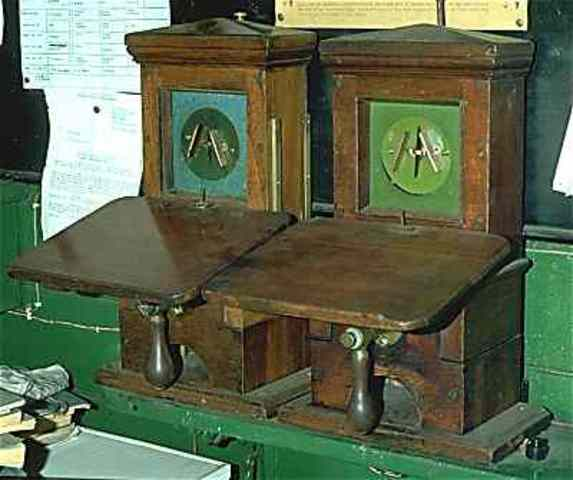 """Innocenzo Manzetti first mooted the idea of a """"speaking telegraph"""" (telephone)"""