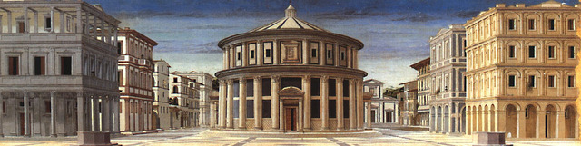 Piero della Francesca - La cité idéale