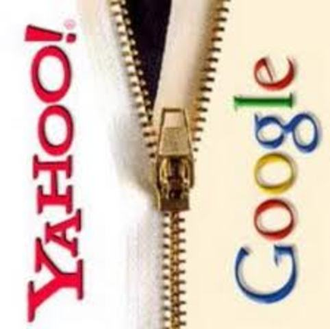 Partnership with Yahoo.
