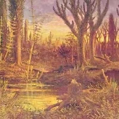 Palezoic Era timeline