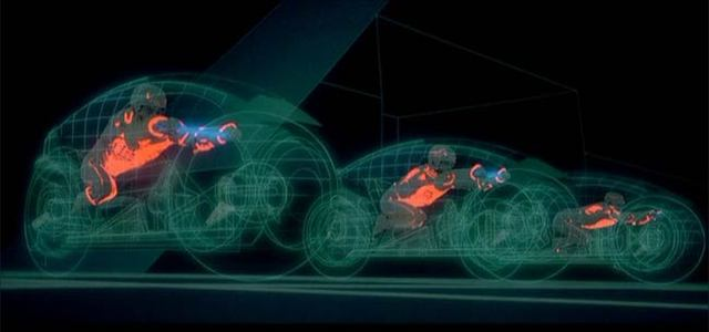 Studios Disney - Tron