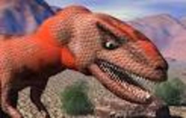 dinosaurs 206mya