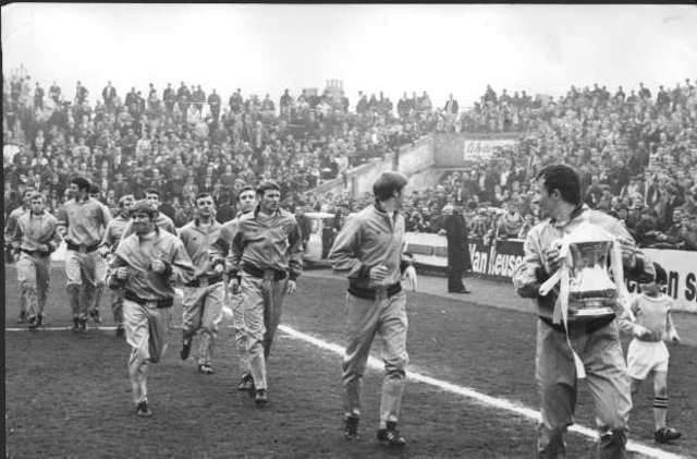 FA Cup joy