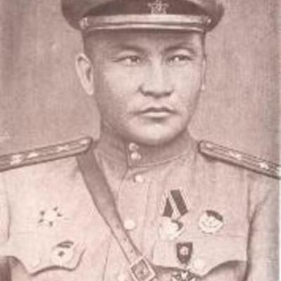 БОРСОЕВ ВЛАДИМИР БУЗИНАЕВИЧ (1906-1945),Герой Советского Союза. timeline