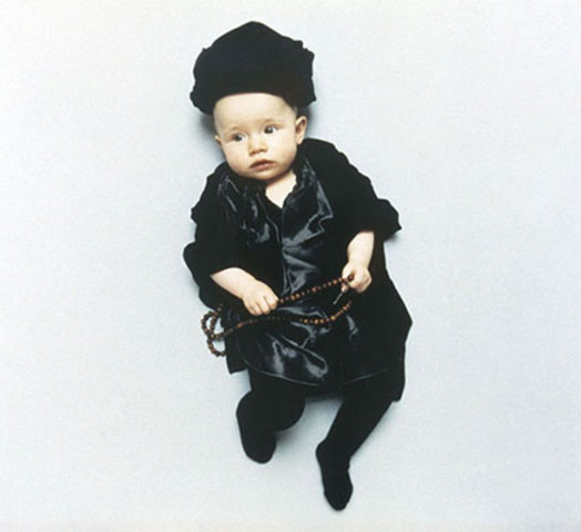 Ruhollah Khomeini Born