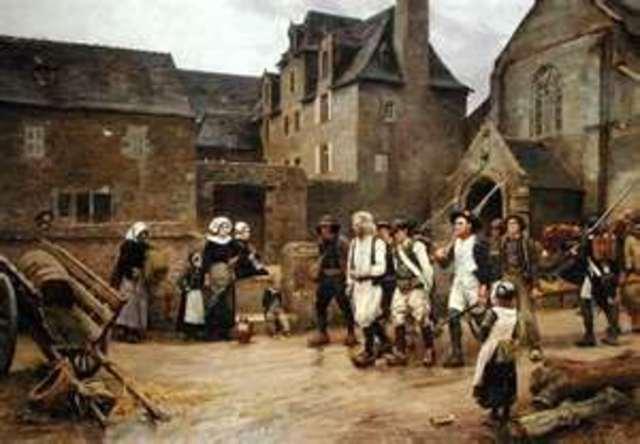 The revolutionaries of 1792