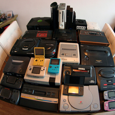 Video Game Consoles: Past, Present, and Future timeline