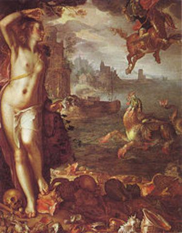 Mannerism (1520-1600 AD)