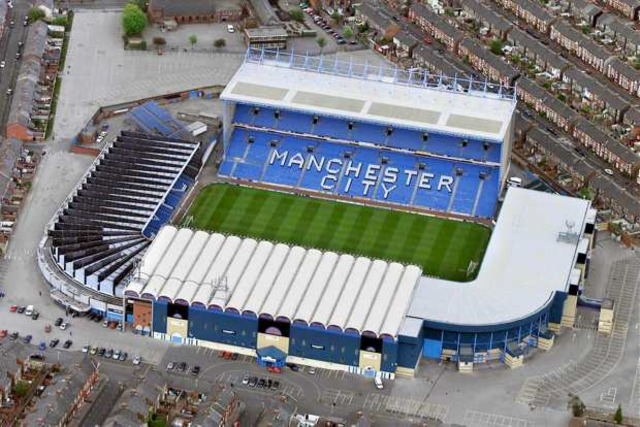 Farewell to Maine Road