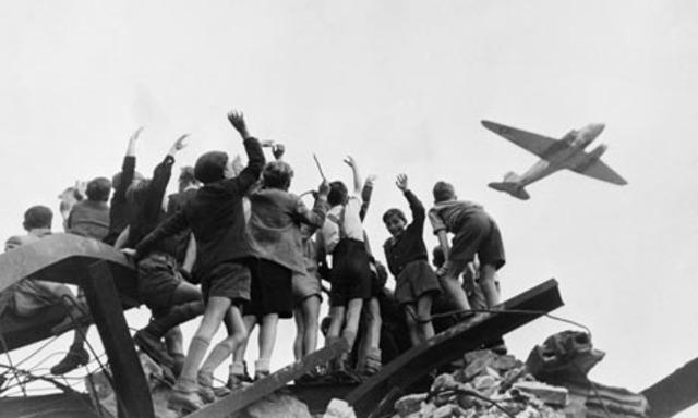Berlin Airlift starts