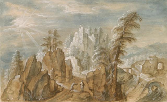 Fleming Pieter Stevens appointed royal painter of Rudolf II (Prague)