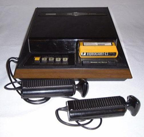Fairchild Video Entertainment System (VES) .