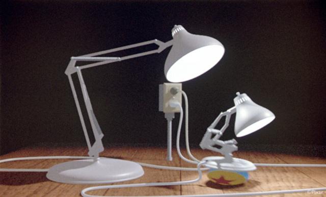 John Lasseter / Studios Pixar - Luxo Jr