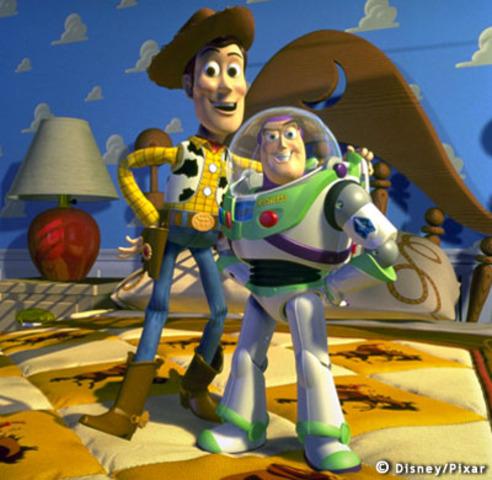 John Lasseter / Studios Pixar + Disney - Toy Story