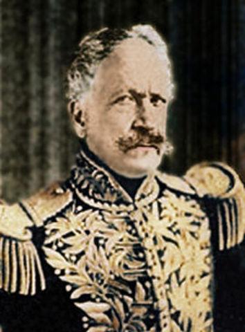 Presidente José María Obando