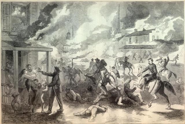 Raid on Lawrence, Kansas