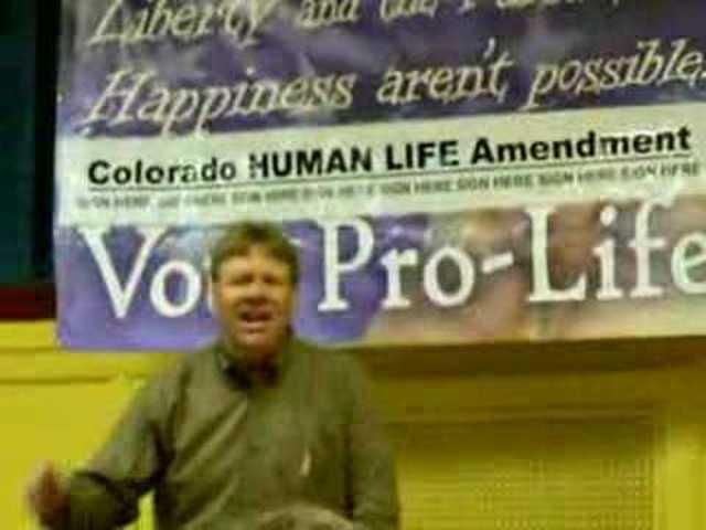 Colorado Consent to Abortion Act, Amendment 25