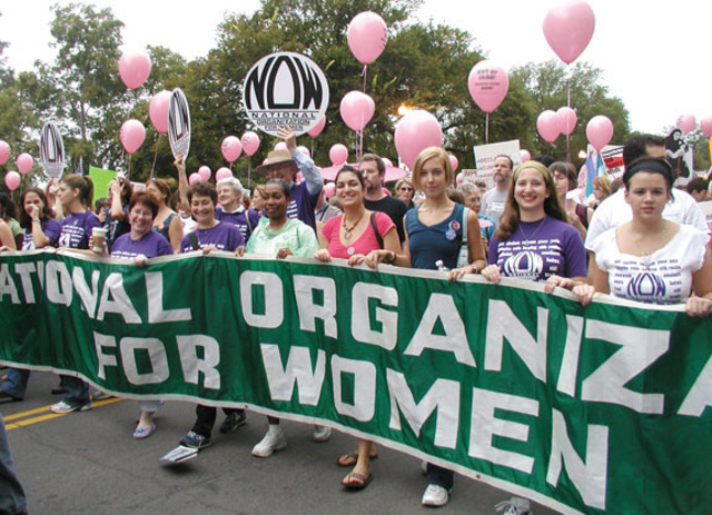 National Organization for Women Founded