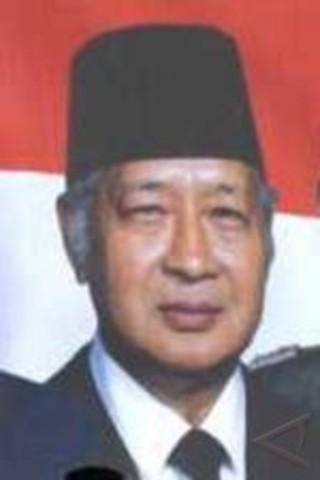 2th presiden seoharto