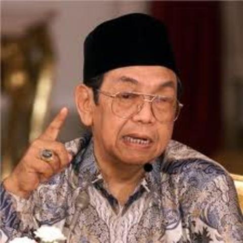 4th presiden K.H abdurrahman wahid