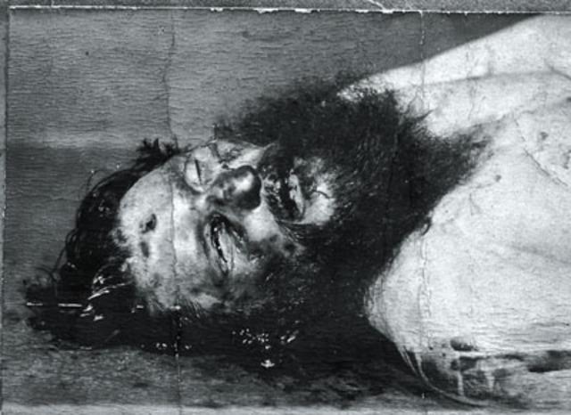 Rasputin Assasinated