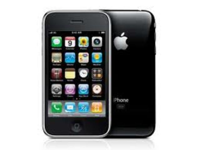 Iphone 3gs introduced