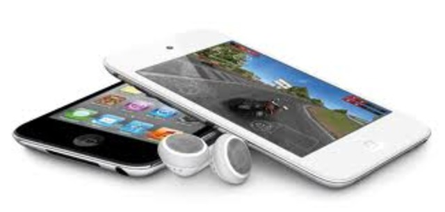 Apple introduces the new iPod touch