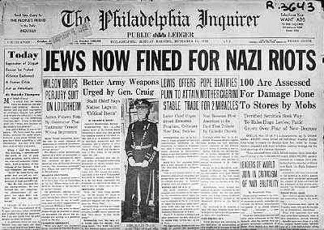 Jews Fined