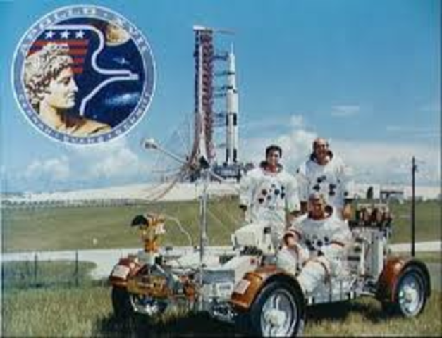 Apollo 17: Last Moon Mission for now...